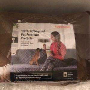 Pet Furniture Protector for Sofa NWT